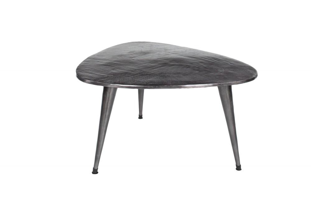 Aluminum Triangular Coffee Table