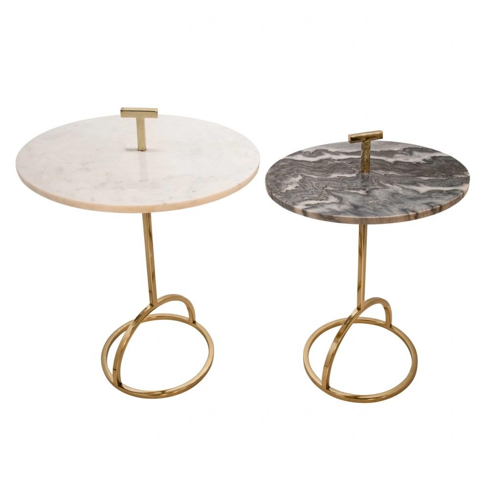 Fuja Side Tables - Set of 2