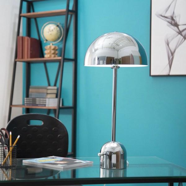 London Table Lamp - Silver