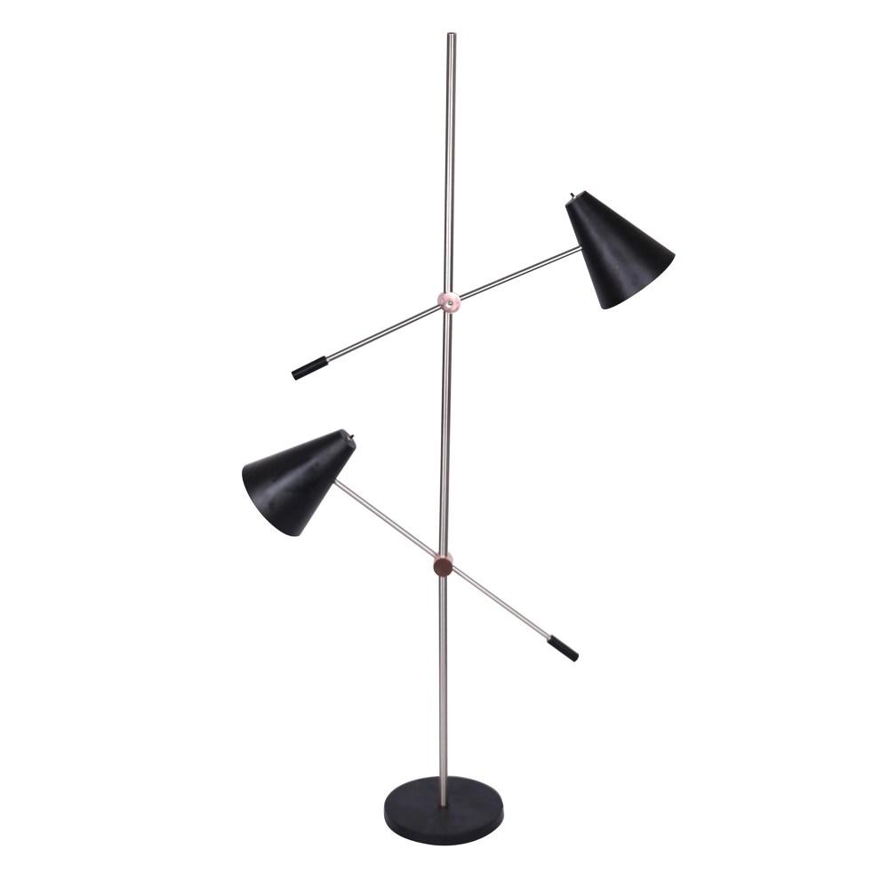 Nara 2-Light Floor Lamp