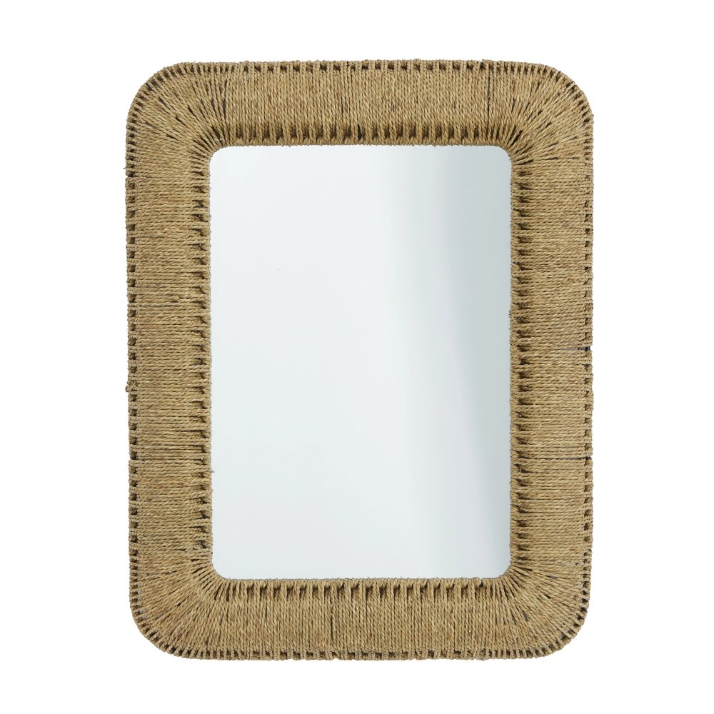 Reed Wall Mirror
