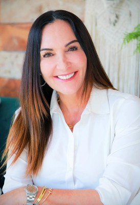 Dolores, Designer and CEO of Pampa Furniture - Los Angeles