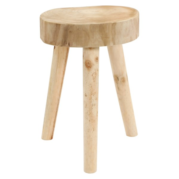 Uvita Wooden Accent Table