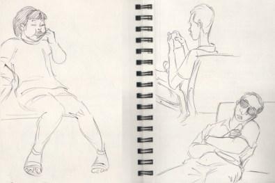 China Sketchbook-2