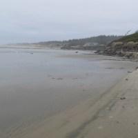 Shifting Sands on Oregon Coast