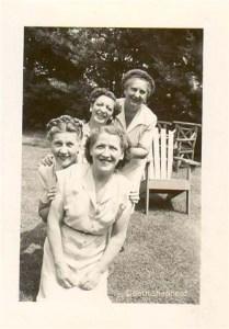 Nana and friends