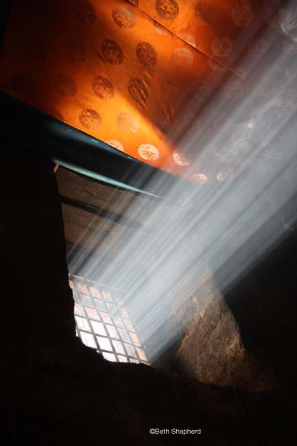 Tibetan light