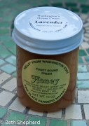 Puget Sound Lavender Honey