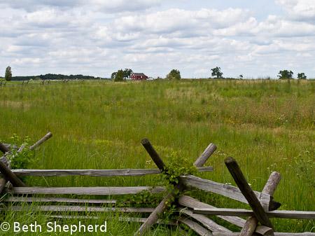 Gettysburg Civil War battlefields