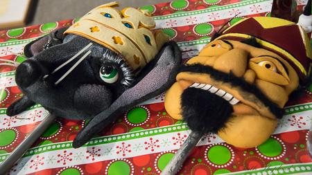 Nutcracker masks