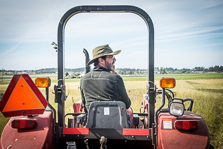Big Papa and Tractor