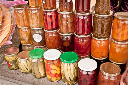 Preserves in Armenia