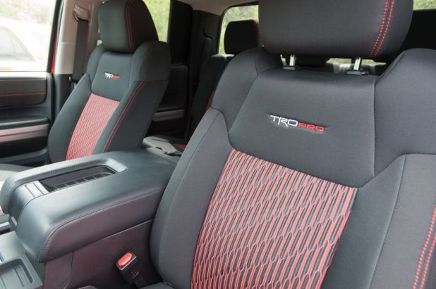 2017 Tundra Trd Pro Leather Seats Brokeasshome Com