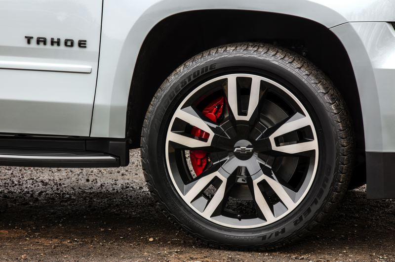 chevy tahoe rst
