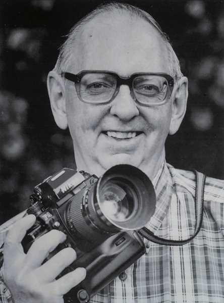 Photojournalist Jim Vincent dies at 86