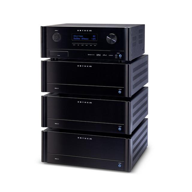 AVM60 MCA225, MCA325, MCA525