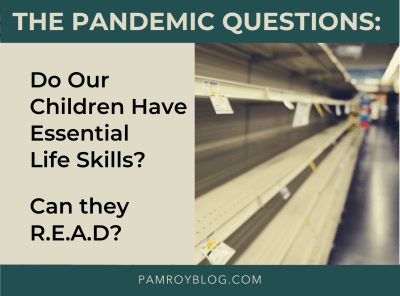 NEW The Pandemic Question