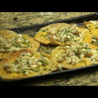 E-Z Crab Quesadillas