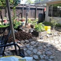 Yard DIY