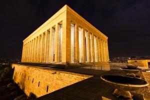 Ankara - Tyrkiets hovedstad