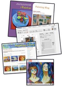Create an Online Presence workshop at Linn Benton Community College