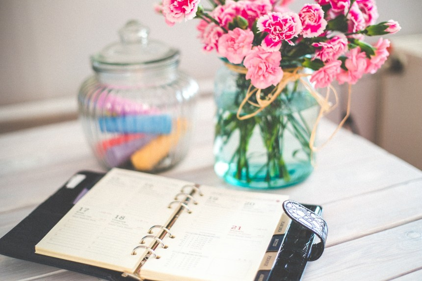 time block your schedule and get a structured routine to make sure that you don't fall being busy instead of being productive after grad life.