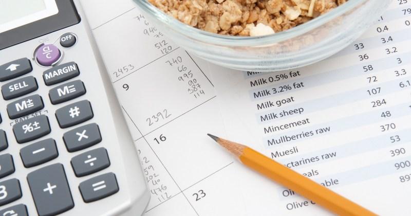 Den nye kostholdsplanleggeren (1) gir deg mulighet til å følge med på ditt kosthold.