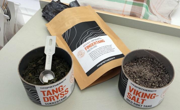 Tang og tare er gode kilder til jod
