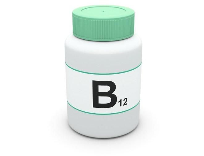 norske spedbarn har for lite vitamin B12