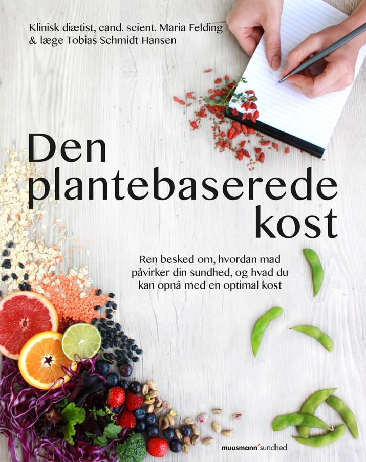 den-plantebaserede-kost-Maria Felding