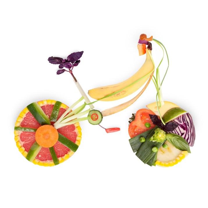 Vegetarisk kosthold gir bedre kondisjon