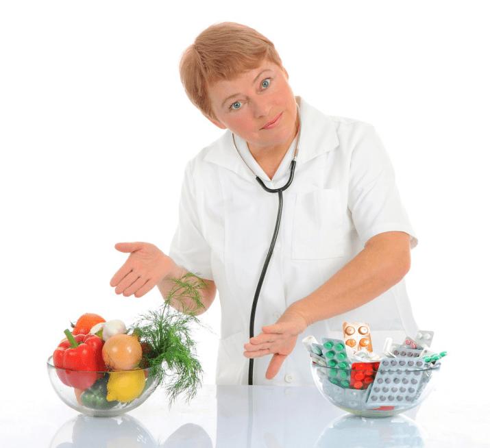 Plantebasert kosthold ved sure oppstøt (refluks)