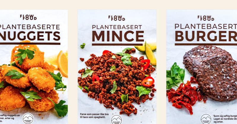 plantebasert kjøttdeig - flow foods