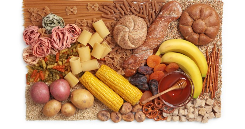 Karbohydrater – stivelse, kostfiber er sukker
