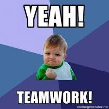 yeah teamwork