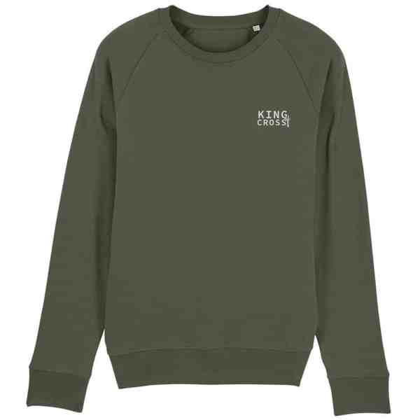 Sweater King of cross heren