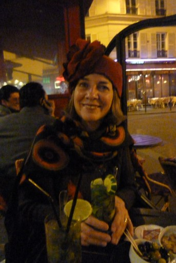 Paris, March 2011