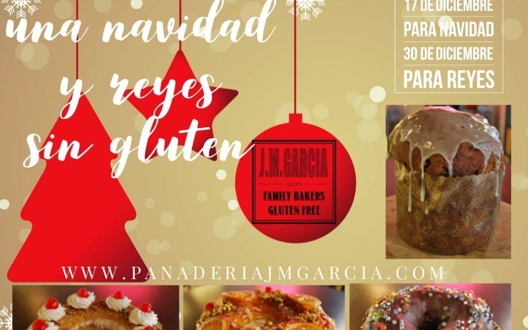 Disfruta de una Navidad y Reyes Sin Gluten