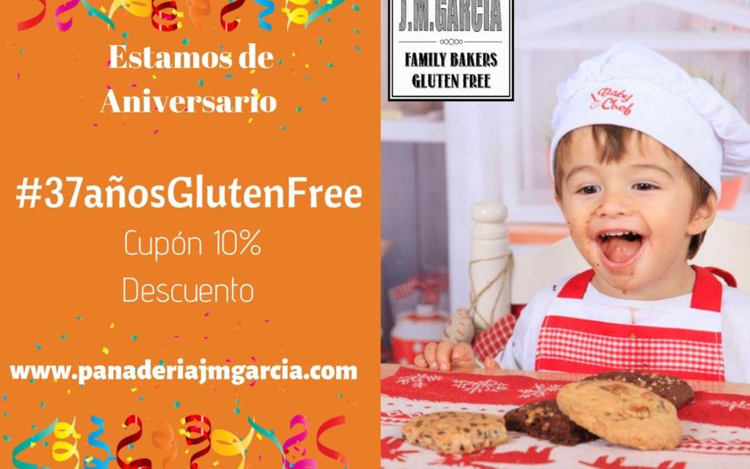 37 Aniversario Sin Gluten