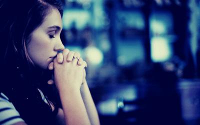 How do you pray when you feel blahhh???