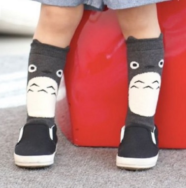 Chaussette Totoro