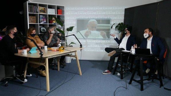 Joe Trendy, Simona, Samo Trnka, Jakub Lužina, Matej Moško, Bratislavský Kaviár