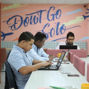 Panal Coworking en Guayaquil