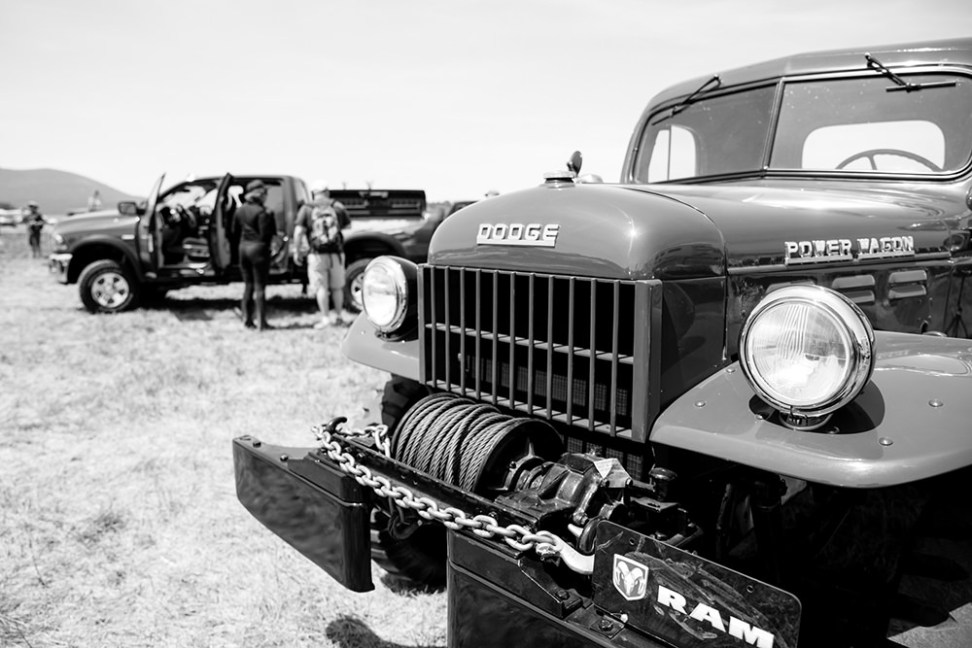 Some more fancy off-road options at Overland Expo 2014