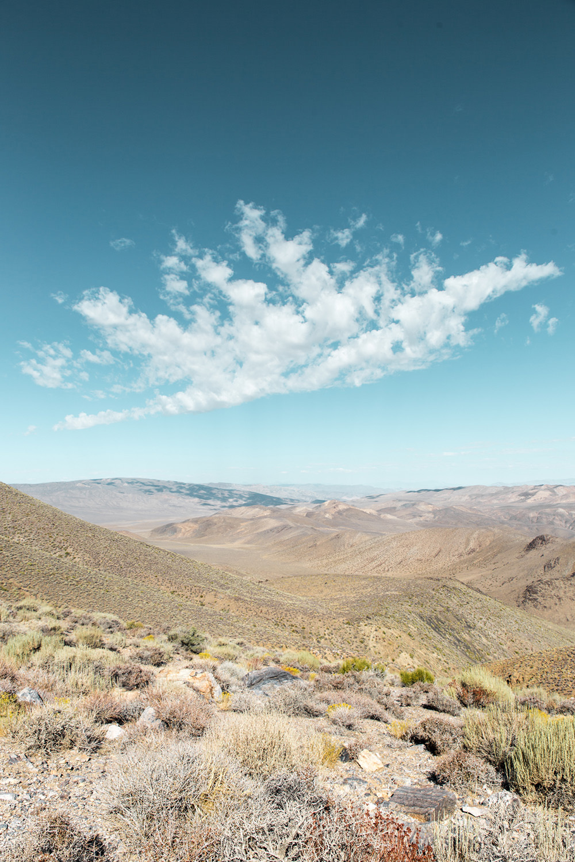 Aguereberry Point, Death Valley National Park