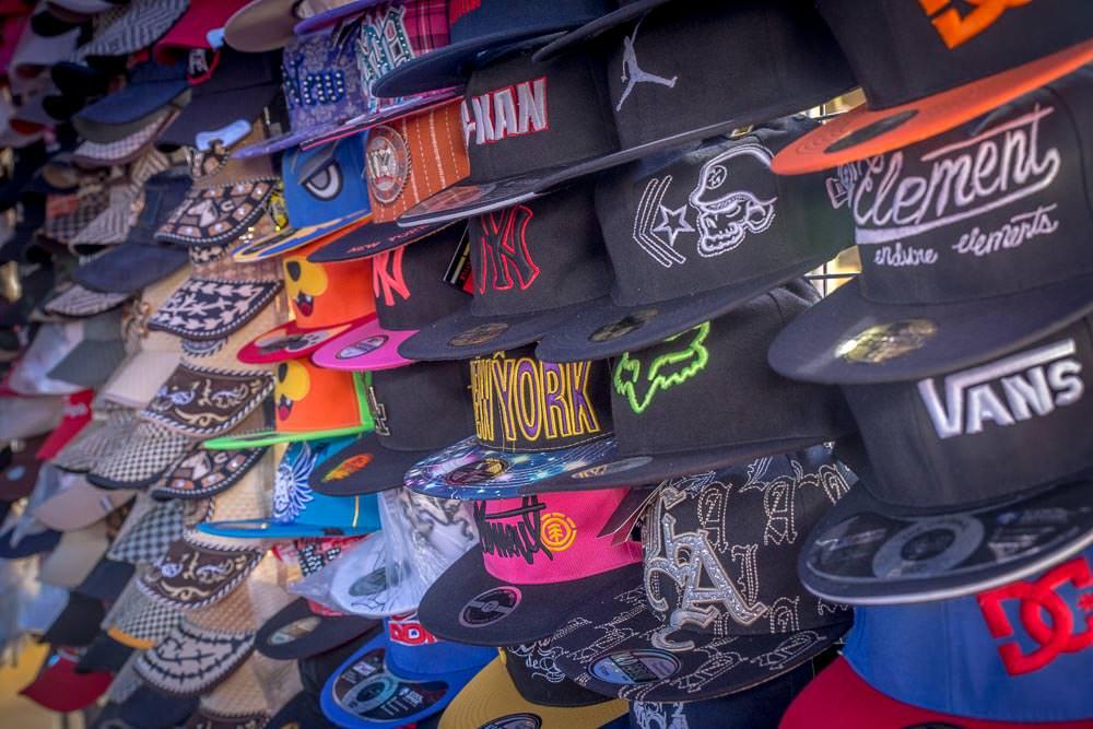 Hats anyone?