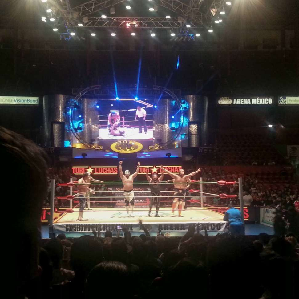 Lucha Libre.