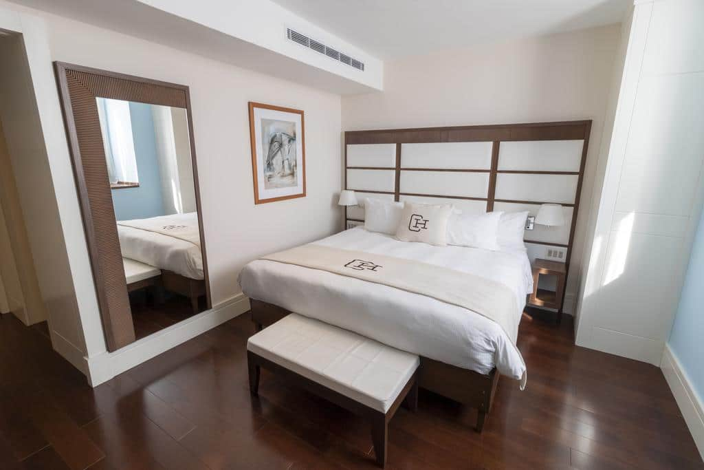 Central Hotel Panama has 135 rooms