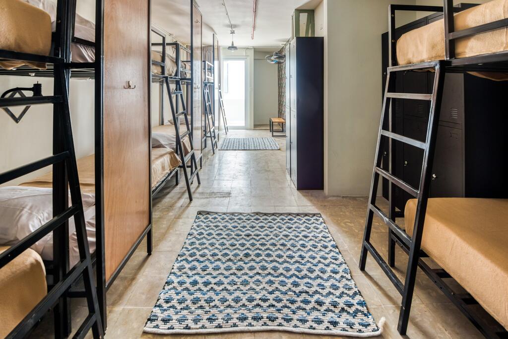 Dormitorio para 12 personas en Selina Casco Viejo