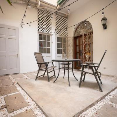 Casa Maralta tiene un Apartamento con Encanto en el Casco Viejo
